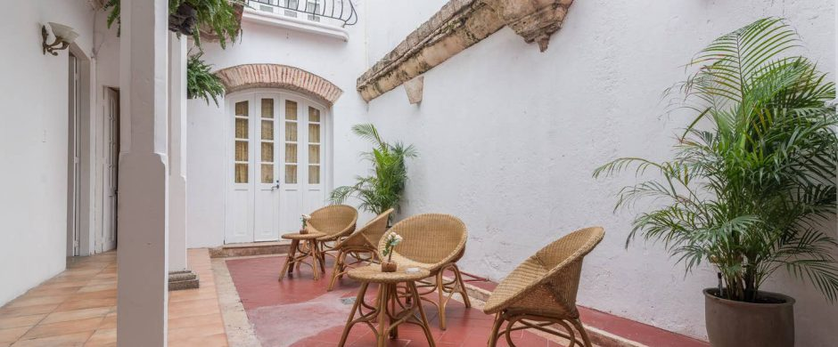 Historical House in Centre of Cartagena