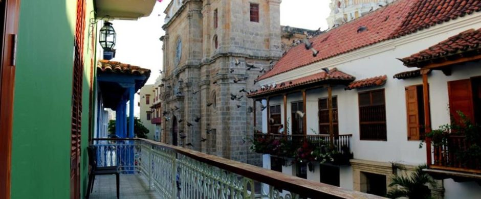Old City Centre Plaza San Pedro