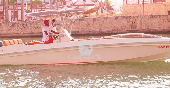 Boat SB29FT - Main II - CartagenaVillas.com