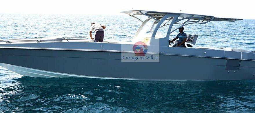 S38 Boat - Main - CartagenaVillas.com